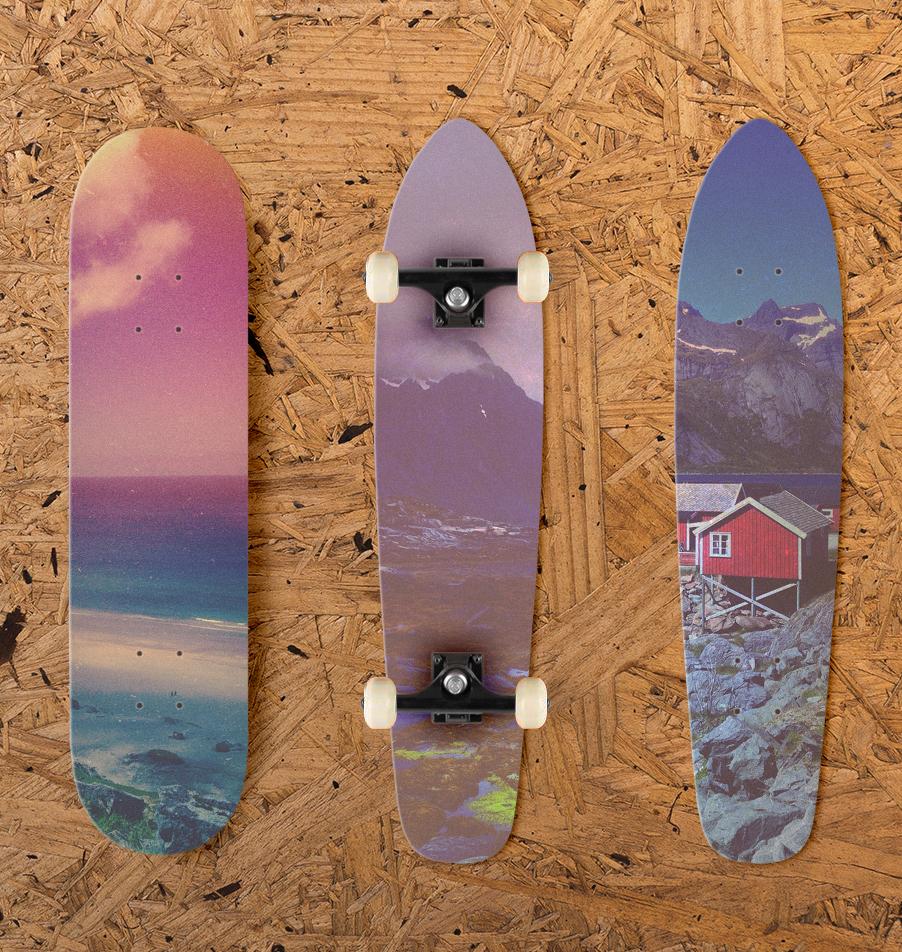 Skateboards-lofoten-chromakey-vignette
