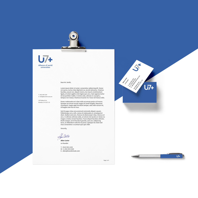 Branding-U7