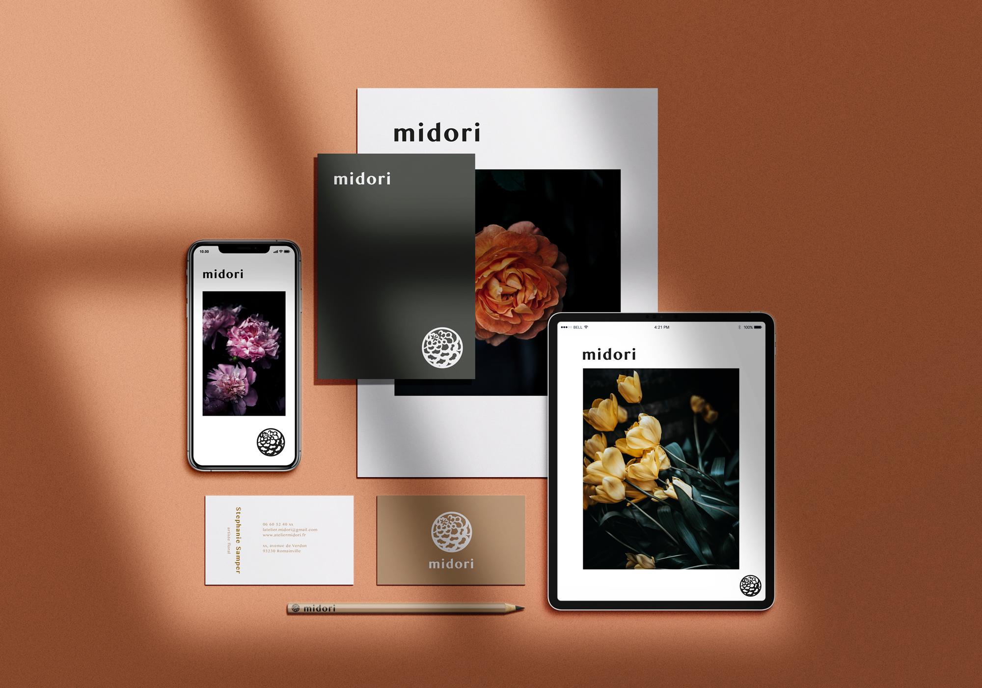 branding midori