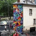 MWM : France Mural Tour 2010.