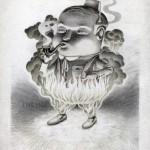 Raymond Lemstra - Fire pants