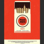 "Olly Moss - ""Mad Men"""