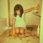 JACKIE BATHROOM by Neil Krug