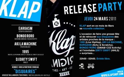 KLAP PARTY