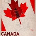 F1 Poster CANADA by PJ