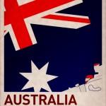 F1 Poster AUSTRALIA by PJ