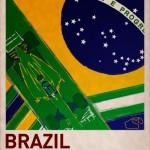 f1 poster BRAZIL by PJ