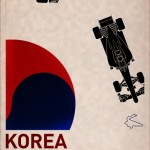 F1 Poster KOREA by PJ