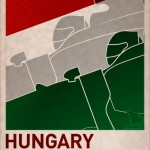 F1 Poster HUNGRY by PJ