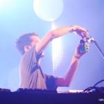DOUR FESTIVAL 2011 - Eskmo