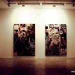 © JR @ Galerie Perrotin - Paris