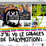 Goggles on Dailymotion