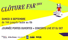 Flyer CLÔTURE FAR 2014