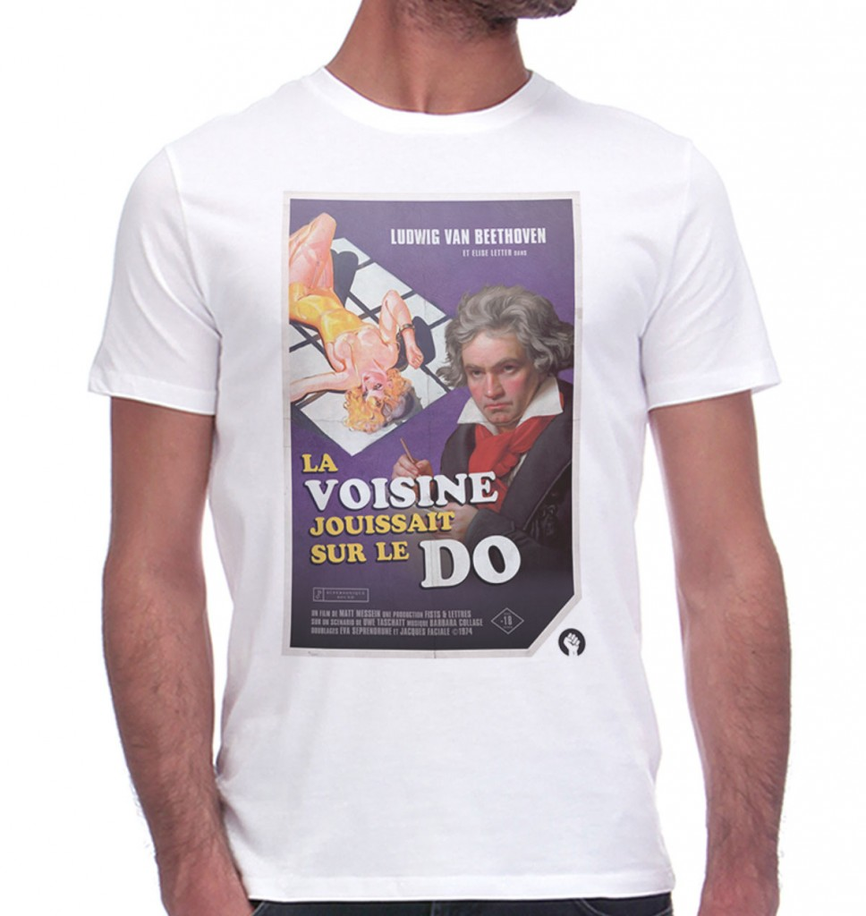 Beethoven-Voisine-Do-Tshirt-Blanc