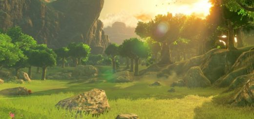 zelda_breath_of_the_wild_art_sunset