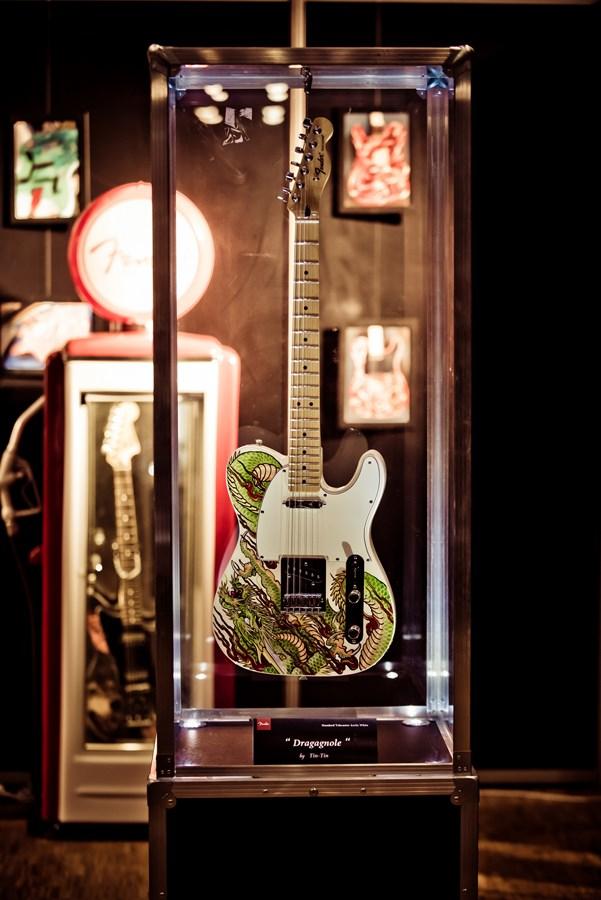 Expo Fender par Anthony Dubois