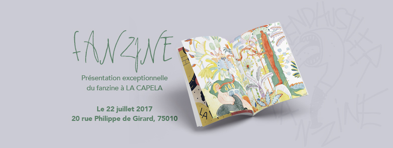 Fanzine à LA CAPELA