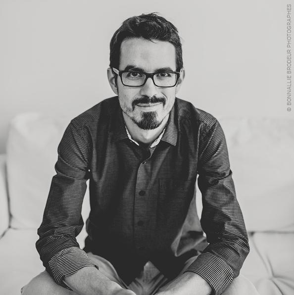Portrait de Steve Poutré