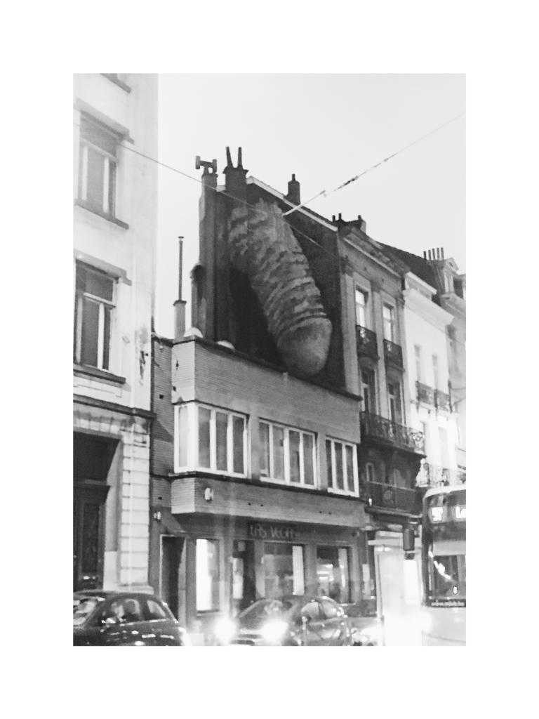 street art bruxelles belgium