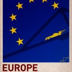 F1 Poster EUROPE by PJ