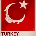 F1 Poster TURKEY by PJ