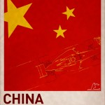 F1 Poster CHINA by PJ