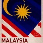 F1 Poster MALAYSIA by PJ
