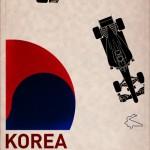 F1 Poster KOREA by PJ