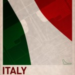 F1 Poster ITALY by PJ